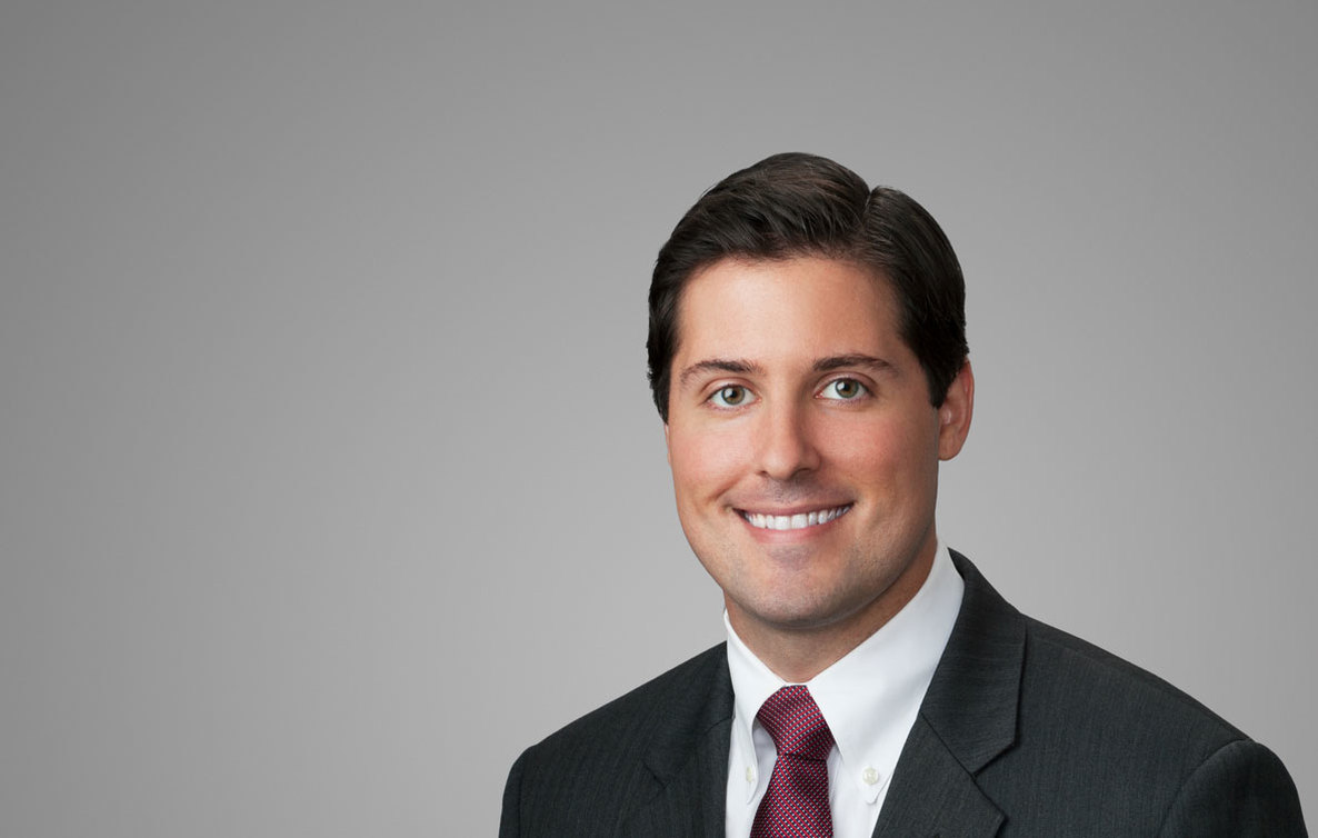 Matthew Stirneman, Porter Hedges LLP Photo
